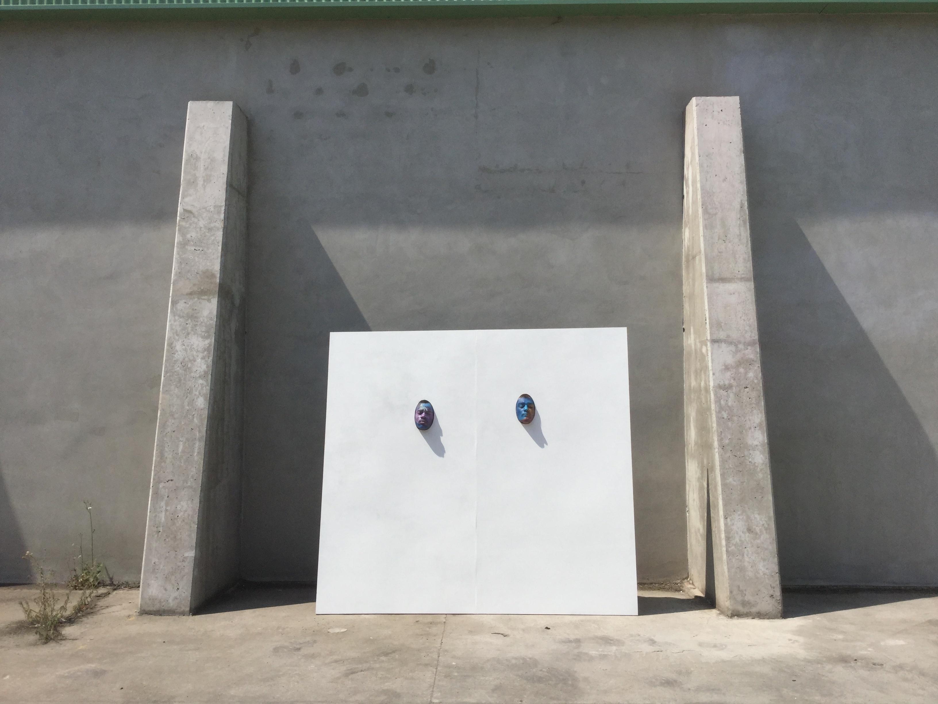 Le mur à deux têtes