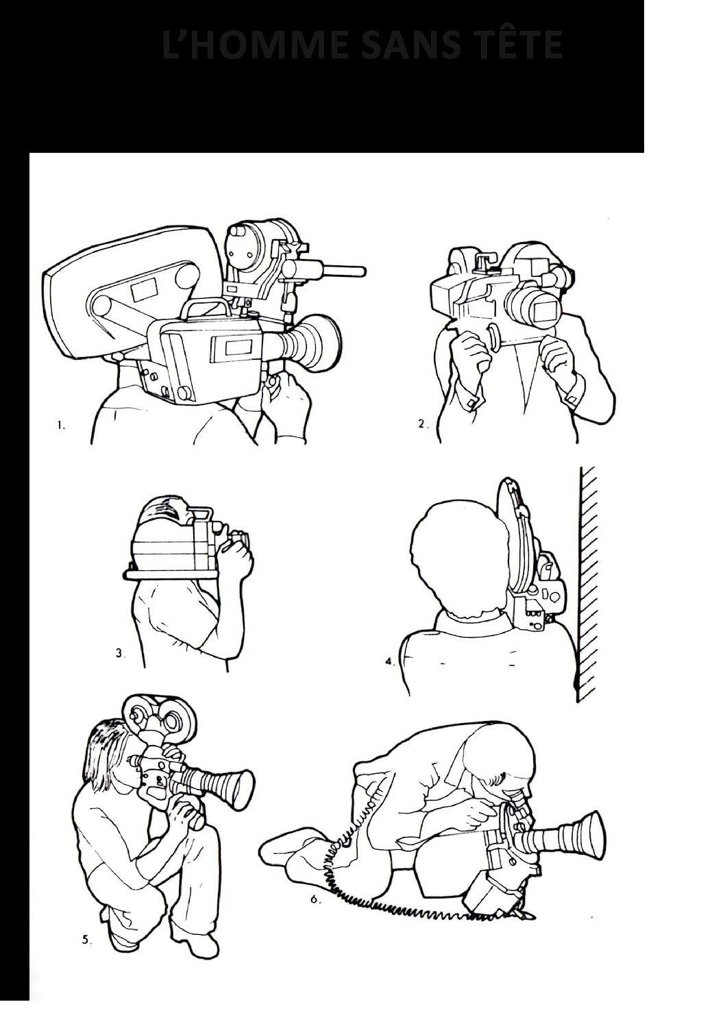 La maladresse de l'autruche. (Mémoire de Master)